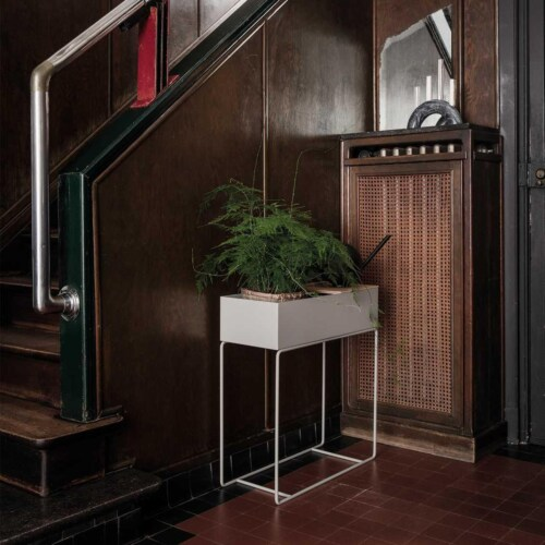 Ferm Living Plant Box Tray Wooden-Geolied eiken