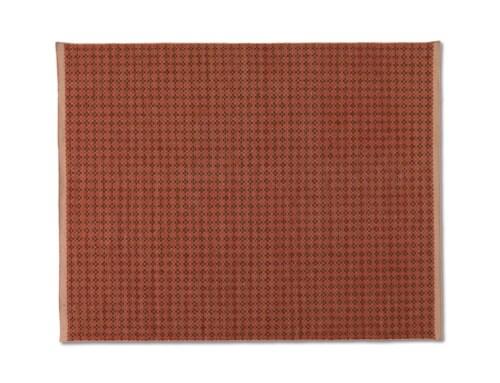 Pode Mackay vloerkleed 200x300 cm-Rood