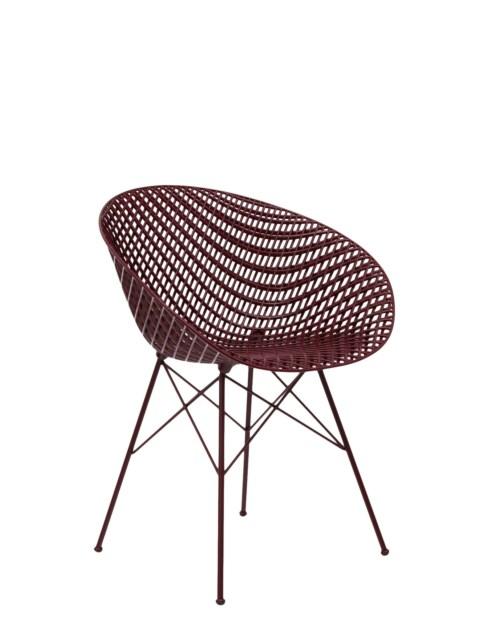 Kartell Smatrik Outdoor stoel-Prune-prune