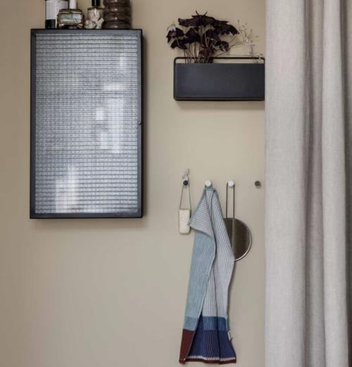 Ferm Living Wall Box rechthoekig-Zwart