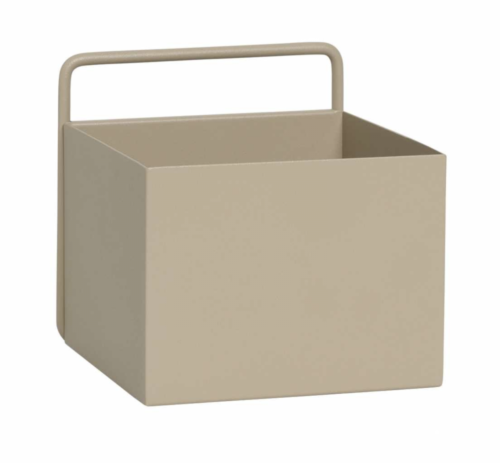 Ferm Living Wall Box vierkant-Cashmere