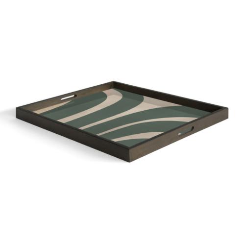 Ethnicraft Slate Curves 61 cm dienblad / tafel-Dienblad