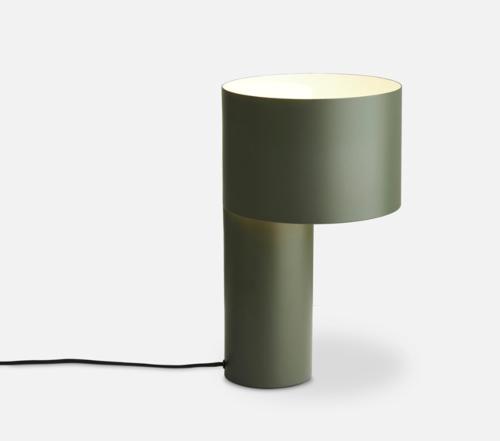 WOUD Tangent tafellamp-Green