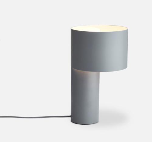 WOUD Tangent tafellamp-Grey