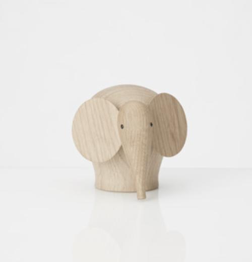 WOUD Nunu olifant-Mini
