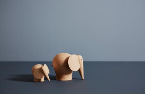 WOUD Nunu olifant-Small