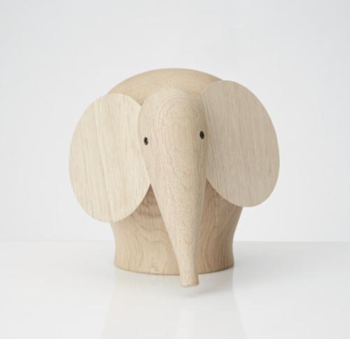 WOUD Nunu olifant-Medium
