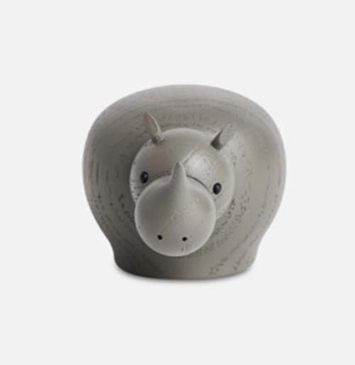 WOUD Rina taupe neushoorn-Mini