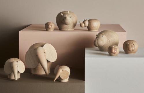 WOUD Hibo nijlpaard-Mini