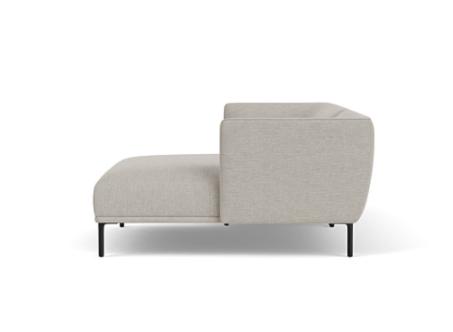 FEST Aku hoekbank met divan-Sydney - Beige  - 22-Divan rechts