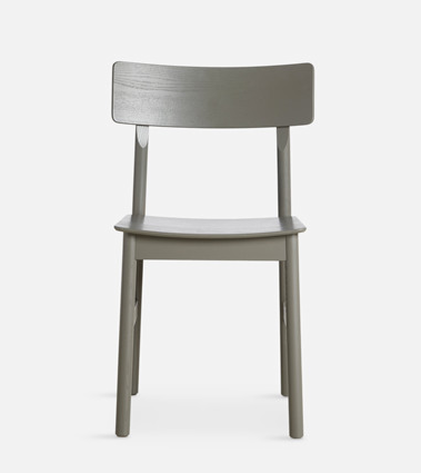 WOUD Pause Dining Chair stoel-Taupe