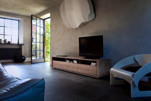 Ethnicraft Shadow TV Cupboard kast-Small