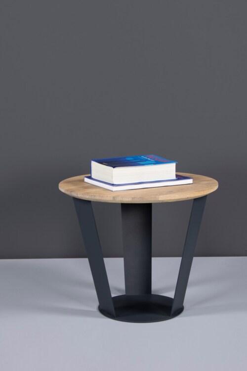 Torna Design Shine bijzettafel-∅ 45 cm