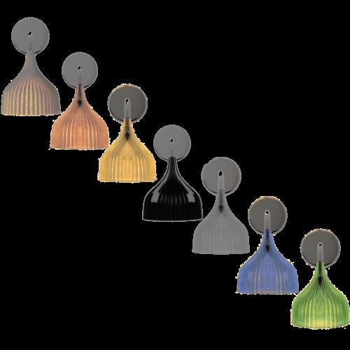 Kartell É wandlamp-Roze