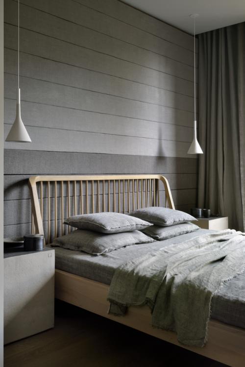Ethnicraft Spindle eiken bed-170x210 cm