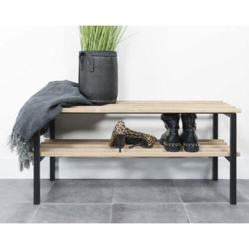 Spinder Design Rizzoli Bench schoenenbank