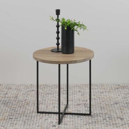 Spinder Design Dress bijzettafel-∅ 39 cm