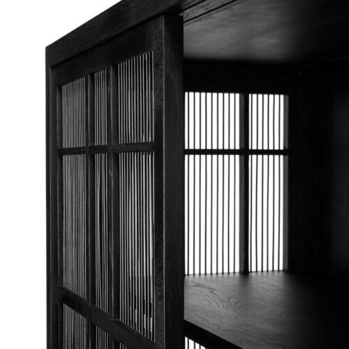 Ethnicraft Burung Storage Cupboard kast 2-deurs