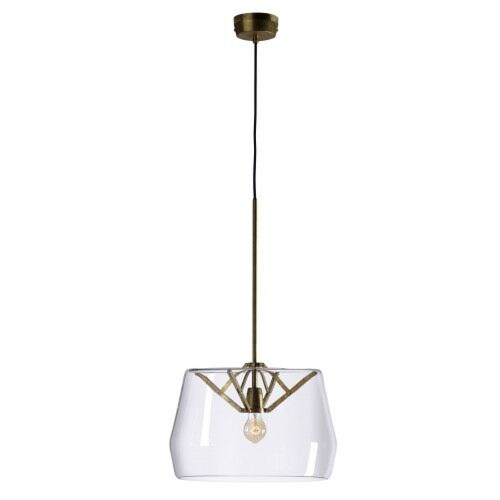 Tonone Atlas D450 hanglamp-Natural-grijs