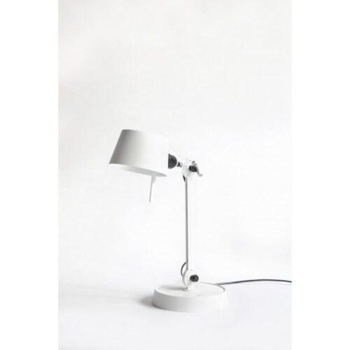 Tonone Bolt 1 Arm Small Foot bureaulamp-Midnight grey
