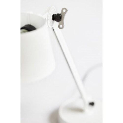 Tonone Bolt 1 Arm Clamp bureaulamp-Midnight grey
