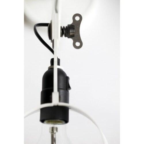 Tonone Bolt 2 Arm Under Fit plafondlamp-Midnight grey