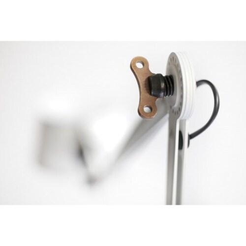Tonone Bolt 2 Arm Under Fit plafondlamp-Pure white