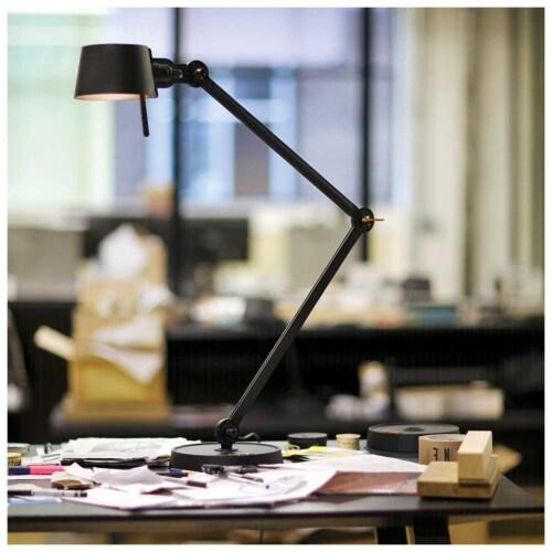 Tonone Bolt 2 Arm Foot bureaulamp-Black