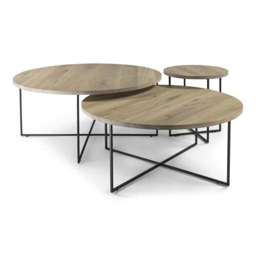 Spinder Design Dress salontafel-∅ 79 cm