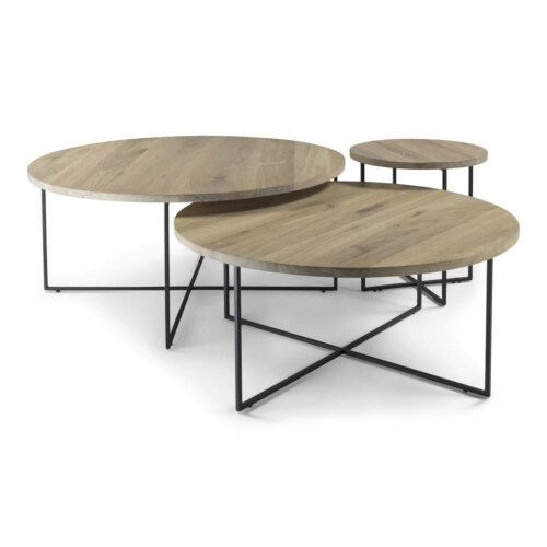 Spinder Design Dress salontafel-∅ 89 cm