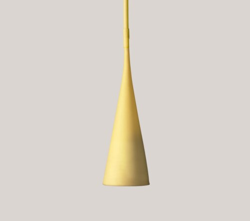 Foscarini Uto hanglamp-Geel