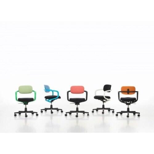 Vitra Allstar bureaustoel-Licht groen