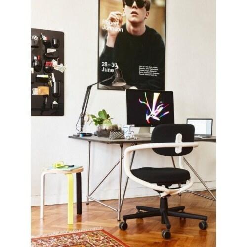 Vitra Allstar bureaustoel-Zwart