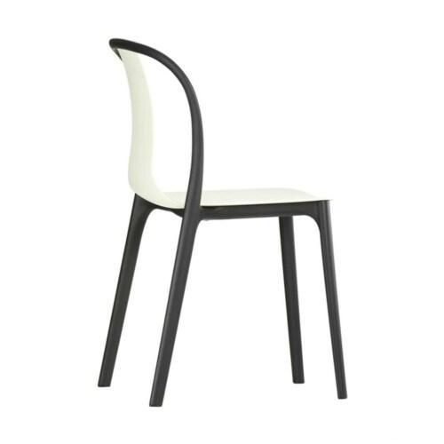 Vitra Belleville Chair stoel-Crème