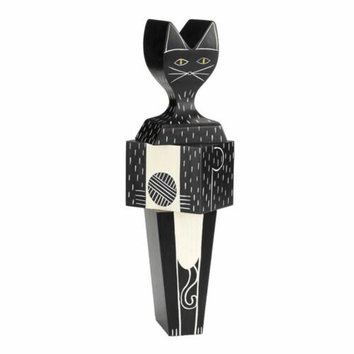 Vitra Wooden Dolls Cat small