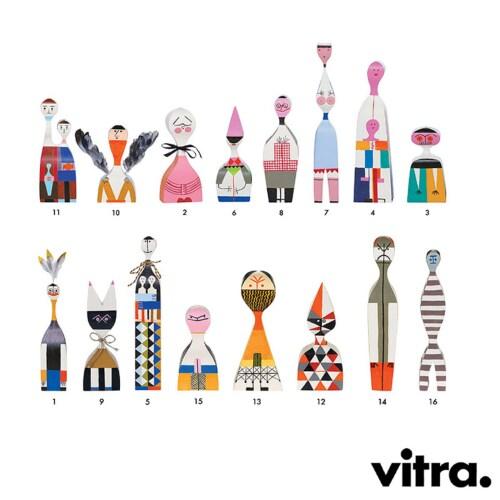 Vitra Wooden Dolls No.6