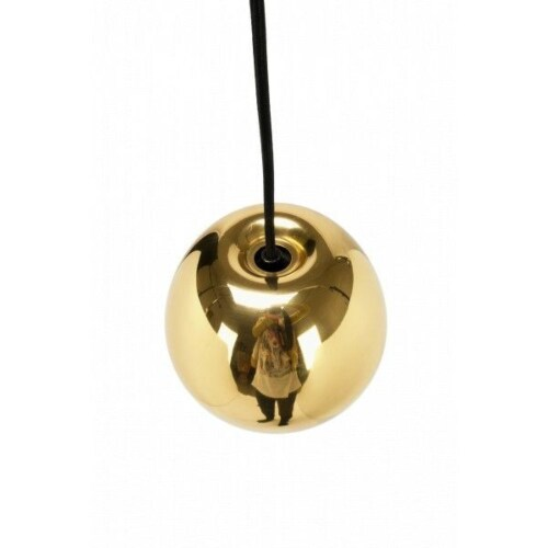 Tom Dixon Void Mini hanglamp-Messing