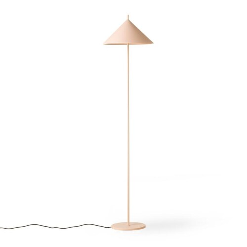 HK Living Triangle vloerlamp-Nude