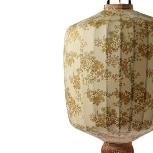 HKliving Traditional Lantern Vintage hanglamp