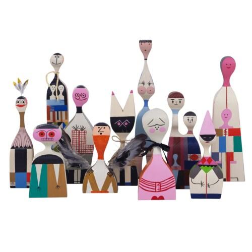Vitra Wooden Dolls No.20