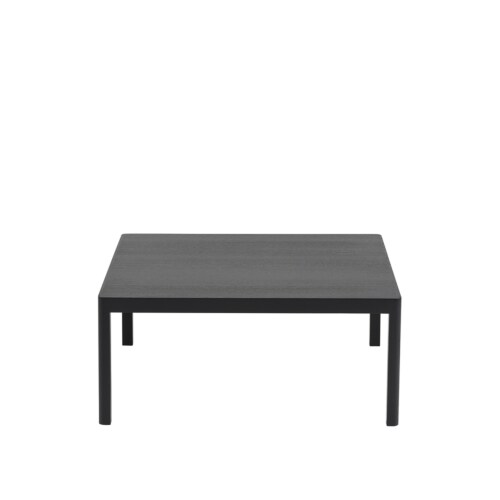 muuto Workshop salontafel 86x86 cm-Black