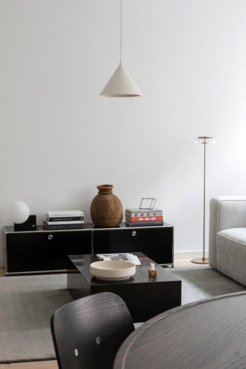 WOUD Annular hanglamp-White-Medium