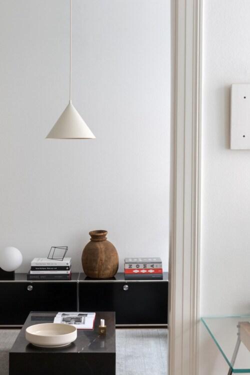 WOUD Annular hanglamp-White-Large