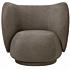 Product afbeelding van: Ferm Living Rico fauteuil geborsteld
