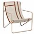 Product afbeelding van: Ferm Living Desert cashmere fauteuil