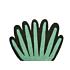 Product afbeelding van: Ferm Living Coral Tufted wand- en vloerkleed