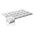 Product afbeelding van: Ducky Dons Duvet Dore Platinum enkel warmteklasse 1 dekbed