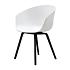 Product afbeelding van: HAY About a Chair AAC22 stoel zwart onderstel