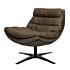 Product afbeelding van: Dyyk Kameraad hoog fauteuil leer