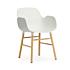 Product afbeelding van: Normann Copenhagen Form armchair stoel eiken